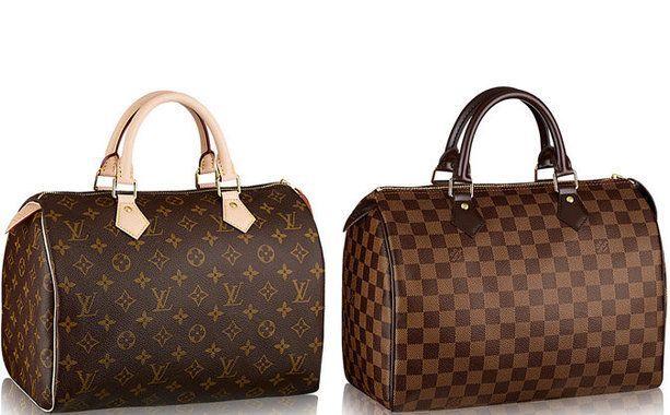 f0d24c87d2b2 ... à grande échelle a mené une nouvelle enquête sur le prix d un it-bag  iconique   le Speedy 30 de la maison de maroquinerie française Louis Vuitton .