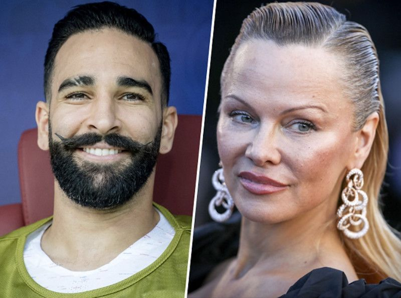 Adil Rami a t-il trompé Pamela Anderson ? Le footballeur sort du silence !