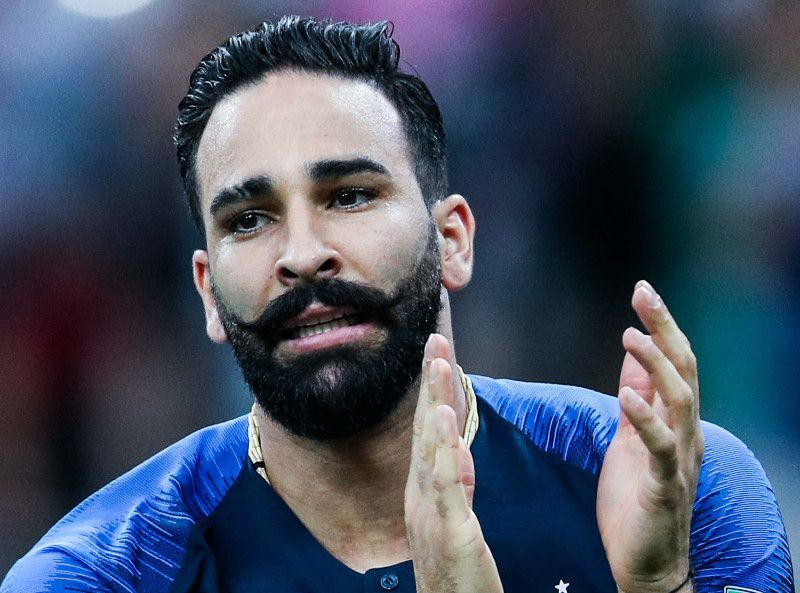 Adil Rami : L'énorme frayeur du chéri de Pamela Anderson durant la Coupe du monde !