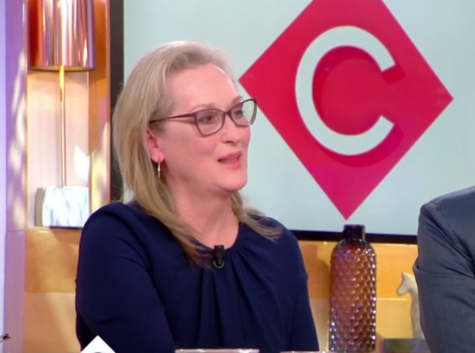 Affaire Weinstein : Meryl Streep se sent coupable !