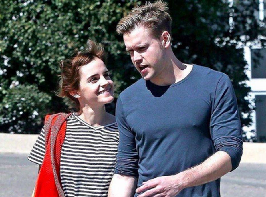 Alerte ! Emma Watson n'est plus un coeur à prendre...
