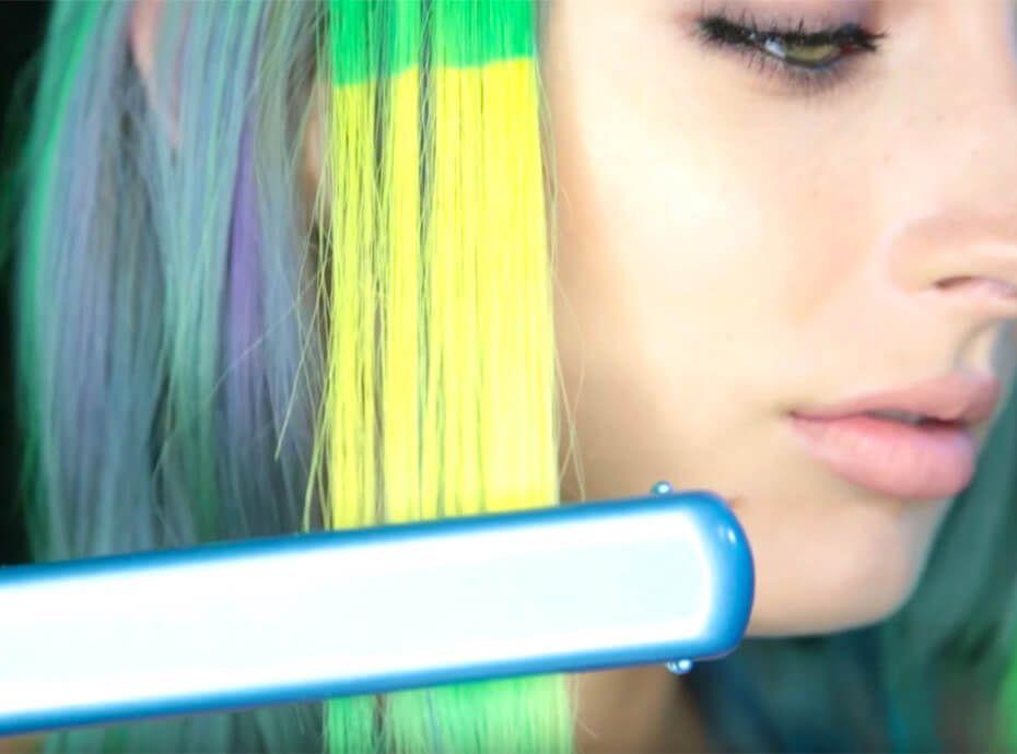 Site qui change la couleur de cheveux