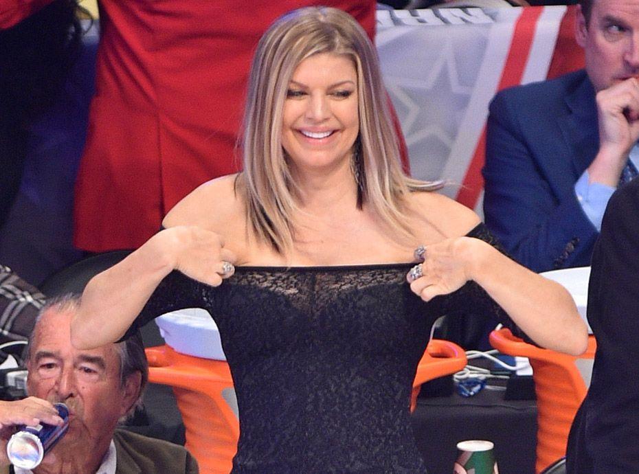 All Star Game 2018 : Fergie se justifie après sa prestation ratée !