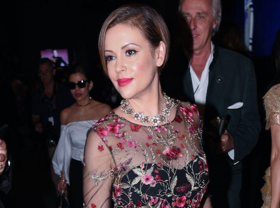 Alyssa Milano : elle clashe Matt Damon sur les abus sexuels !