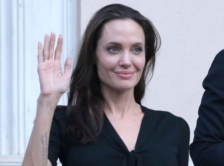 Angelina jolie is bisexual, tan chubby porn