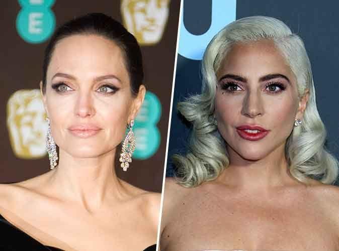 Angelina Jolie et Lady Gaga : en guerre ouverte !