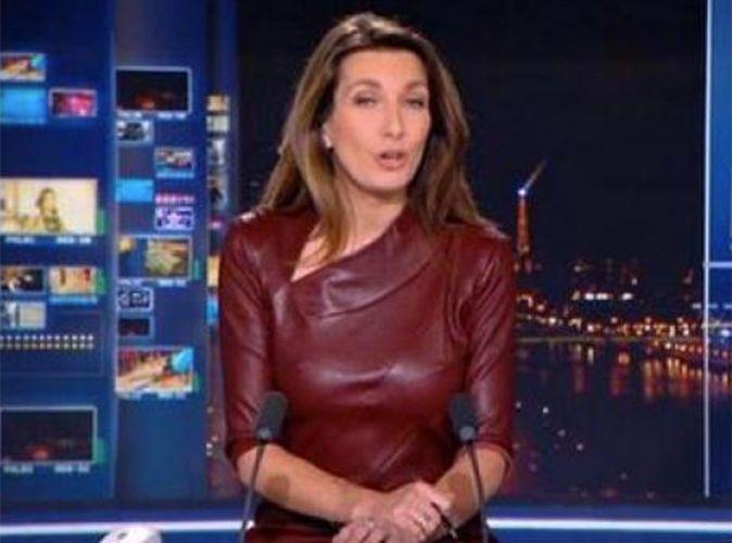 """Anne-Claire Coudray revient sur l'affaire des tétons : """"J'en suis vraiment désolée"""