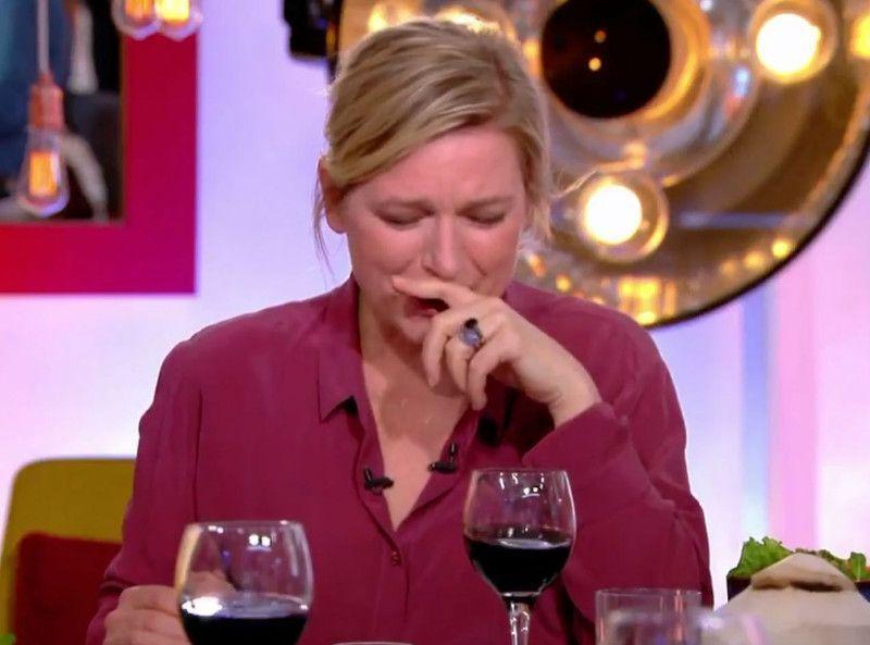 Anne-Elisabeth Lemoine : Joeystarr la fait boire, elle perd le contrôle !