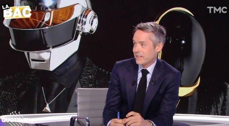 Apparition inattendue des Daft Punk dans
