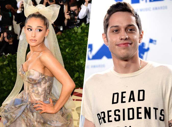 Ariana Grande : Atteint de troubles mentaux, son nouveau boyfriend Pete Davidson pousse un coup de gueule