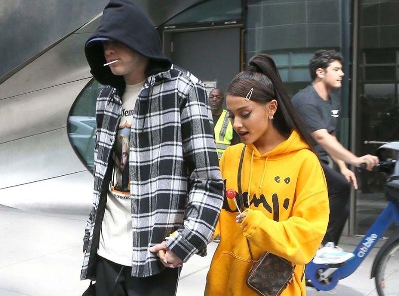 Ariana Grande : Déjà enceinte de Pete Davidson ? Voici sa réponse !