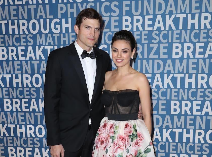 Ashton Kutcher et Mila Kunis : Comme Johnny, ils veulent déshériter leurs enfants !