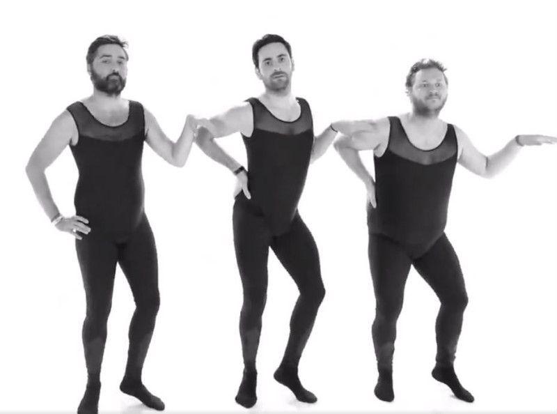 Avant DALS 9, Camille Combal parodie Beyoncé en combinaison moulante !