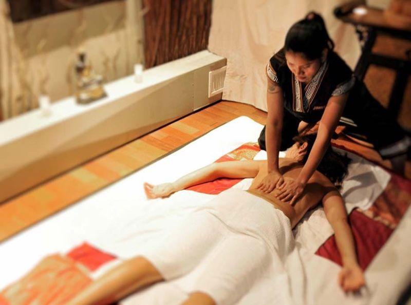 """Balinea : Massage et gommage : J'ai testé le rituel """"Srivi-Chaï"""" au fameux Houda Spa... verdict !"""