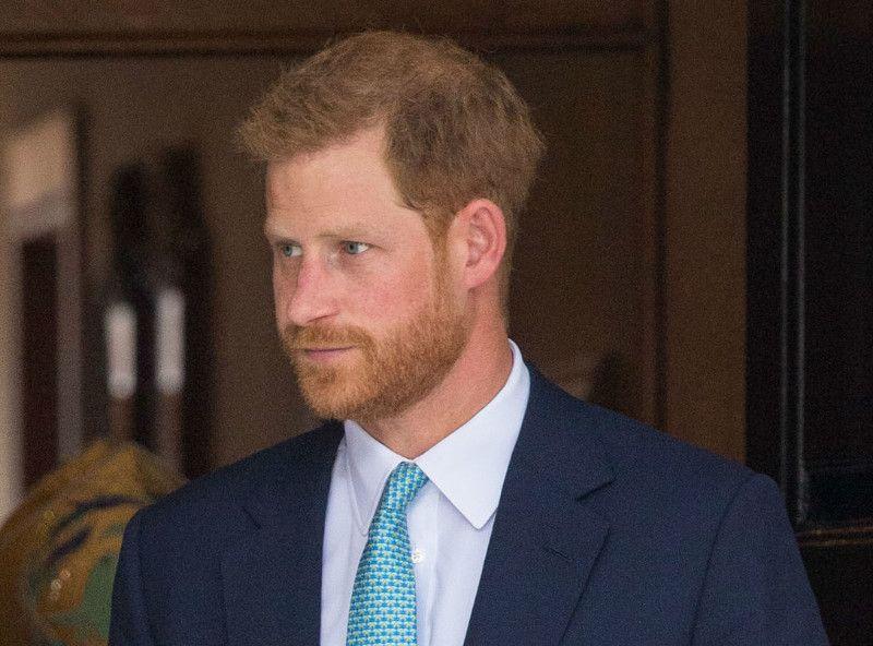 Baptême du Royal Baby : Le cadeau fou du Prince Harry !