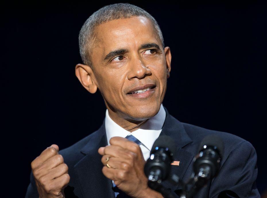 Barack Obama : la touchante réaction de l'ex président sur le drame de Charlottesville