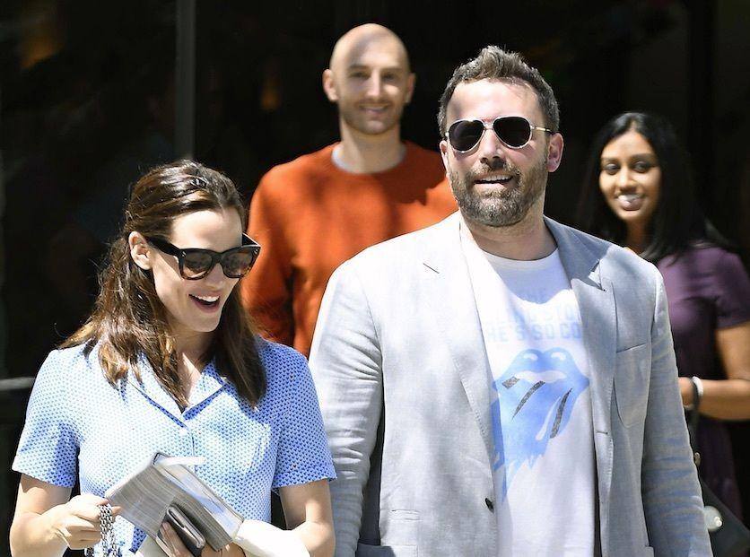 Ben Affleck et Jennifer Garner : La preuve que leur enfant est totalement adorable