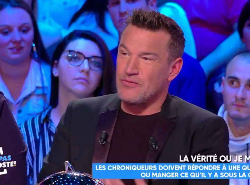 A Femme De La L'émission TpmpPourquoi Benjamin Castaldi Quitté w0nOPk