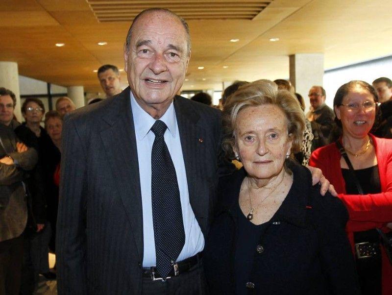 Bernadette Chirac au plus mal ? Ces mots inquiétants de sa fille Claude sur sa santé fragile