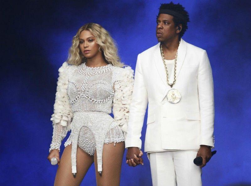Beyoncé et Jay-z : la réconciliation au stade de France