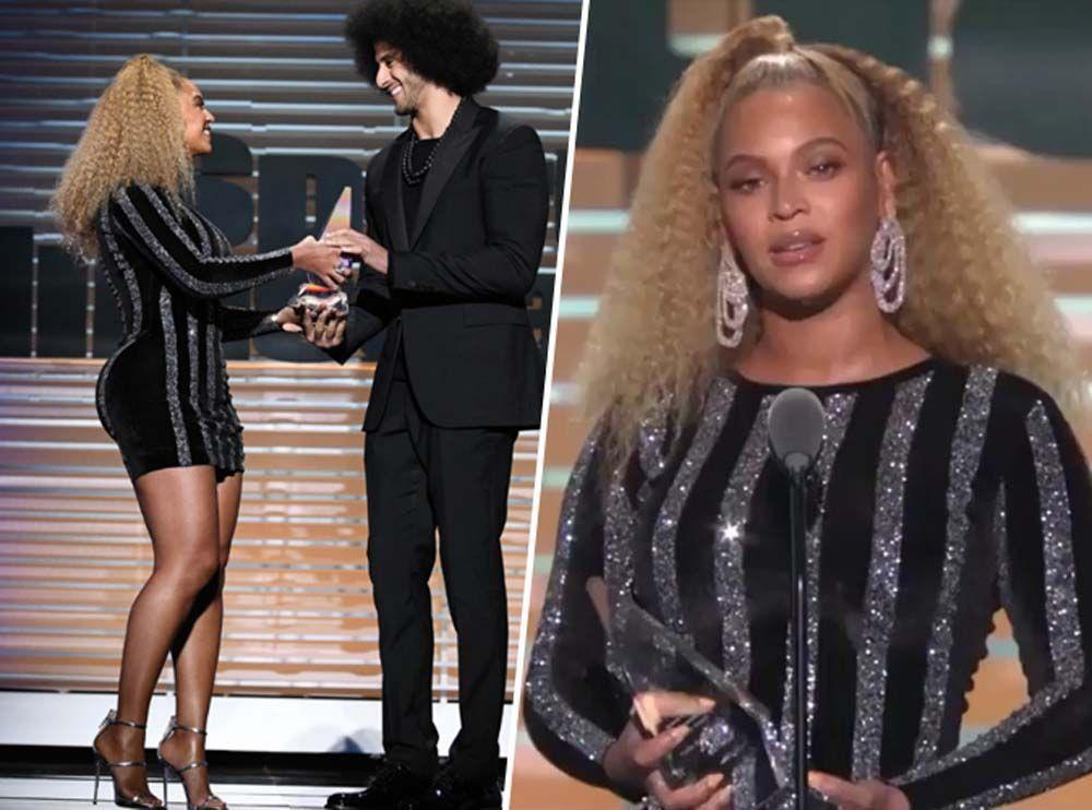 Beyoncé nous laisse bouche Bey en LaQuan Smith