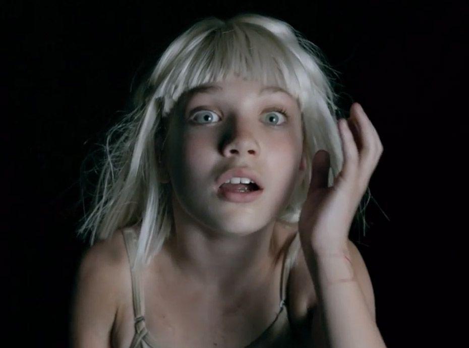 Quot Big Girls Cry Quot Le Nouveau Clip De Sia Avec Maddie