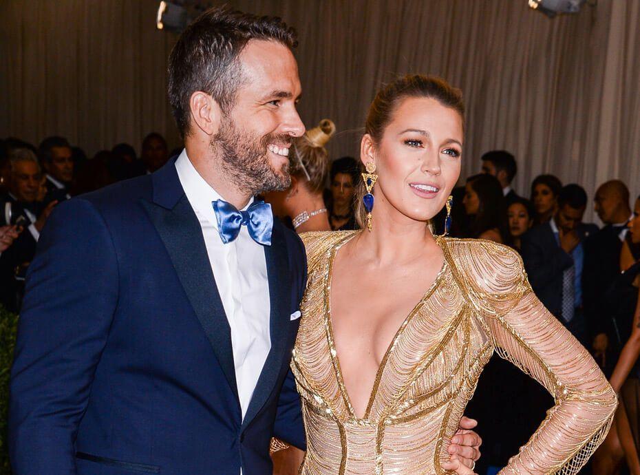 Blake Lively : Son message génial pour l'anniversaire de Ryan Reynolds