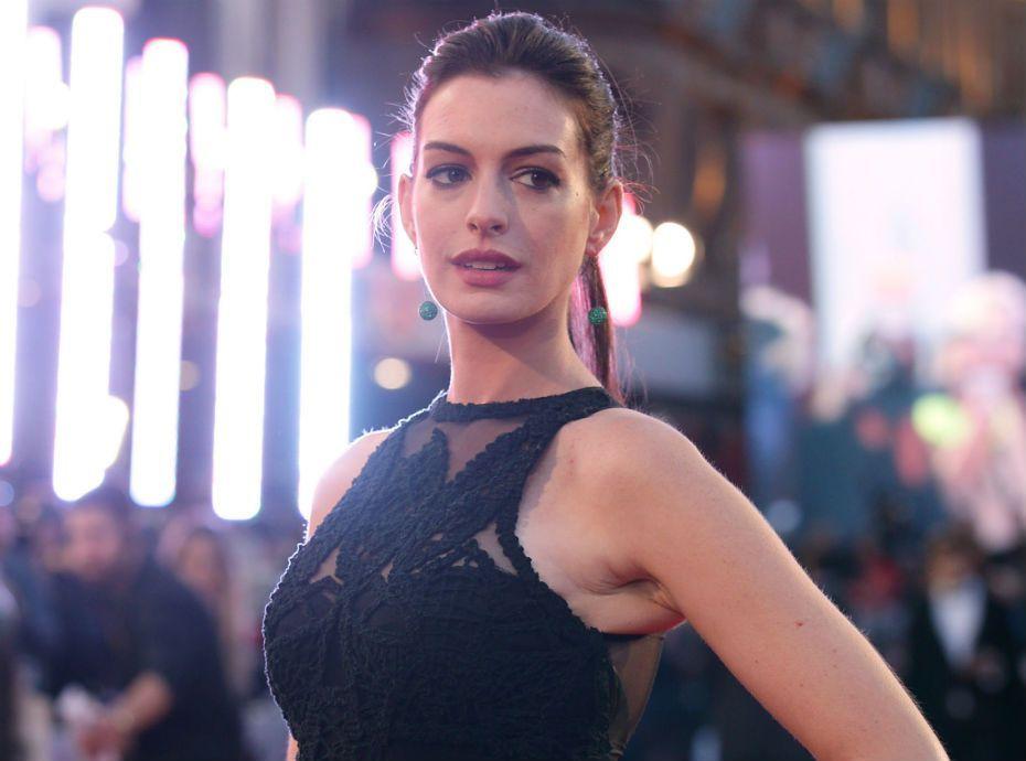Body Positive : Anne Hathaway annonce qu'elle va prendre du poids !