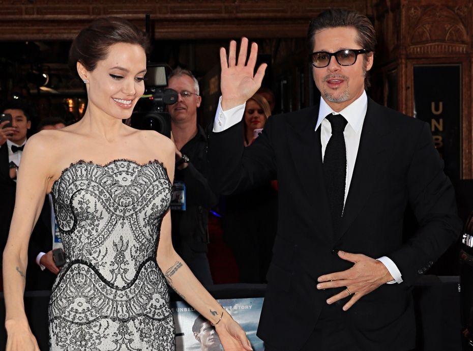 Angelina Jolie Anorexique Photo brad pitt : prêt à quitter angelina jolie à cause de son anorexie?