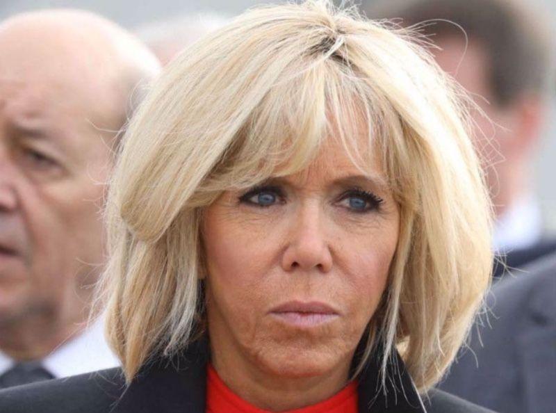 Brigitte Macron oubliée : la grosse boulette des équipes du président !