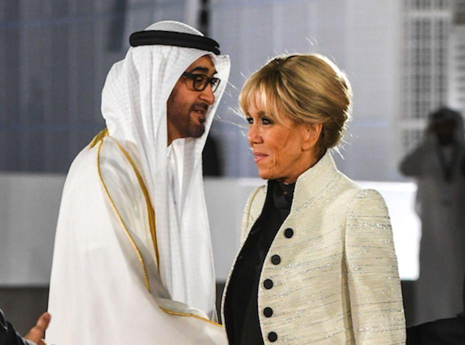Brigitte Macron Voil 233 E Les Photos Qui Choquent