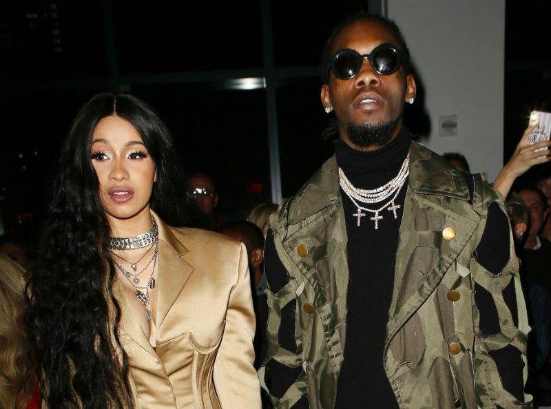 Cardi B : La nouvelle icône du rap s'est mariée en secret !