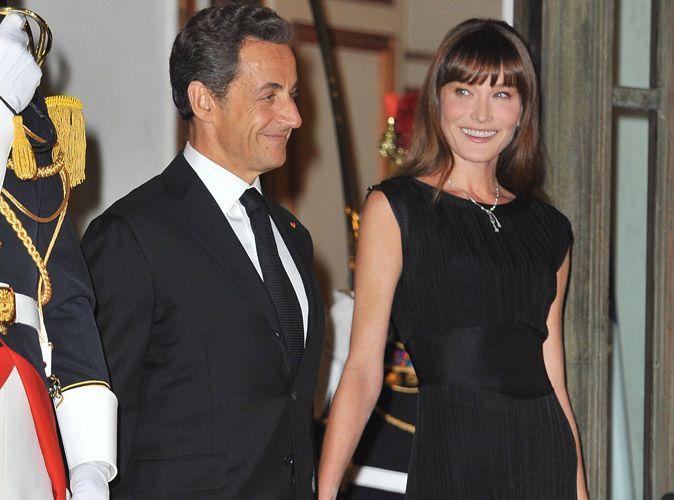 Carla Bruni Et Nicolas Sarkozy Une Petite Fille Ca Pourrait Tout Changer