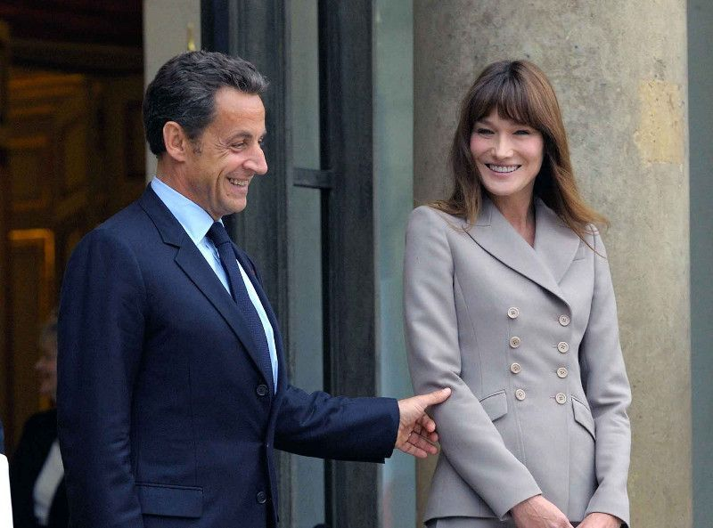 Remarkable, rather Carla bruni sarkozy think
