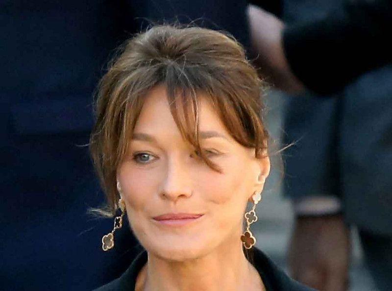 Carla Bruni-Sarkozy : sa fille sera féministe et puis c'est tout !