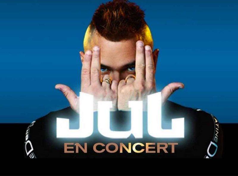 Catastrophe au concert du rappeur marseillais JUL à Paris...