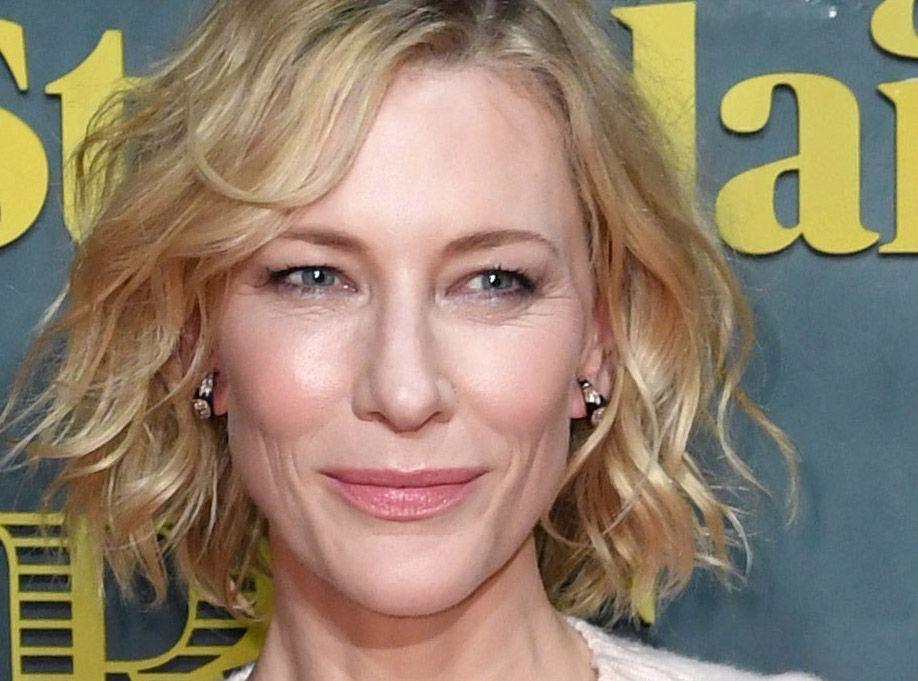 Cate Blanchett : L'actrice présidera le jury du 71e Festival de Cannes !