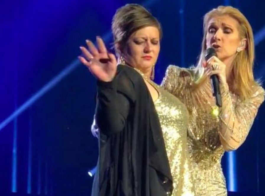Céline Dion : Agrippée par une fan en plein concert à Las Vegas !