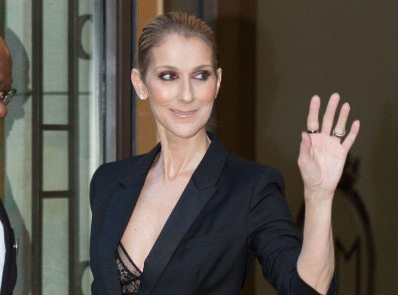 Céline Dion : elle est retombée dans les bras de...