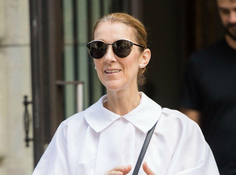 Céline Dion en plein délire : Elle se prend pour Rose dans Titanic !