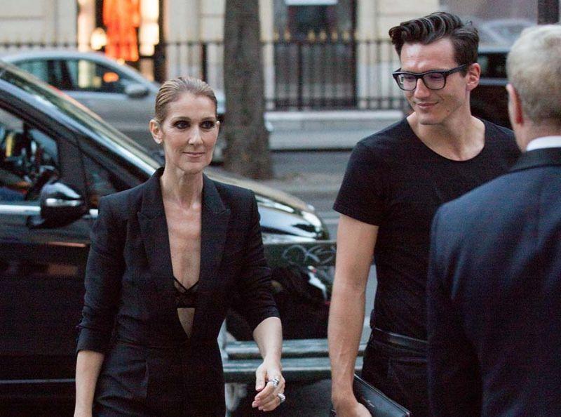 Céline Dion et Pepe Munoz : Plus que complices que jamais sur scène...