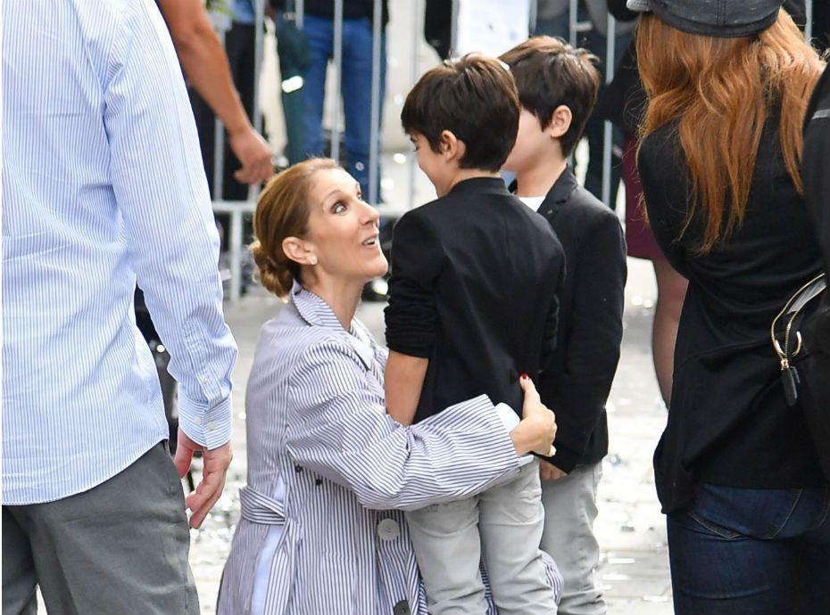 Céline Dion fête l'anniversaire de ses jumeaux avec une adorable photo ! Et ils ont drôlement grandi !