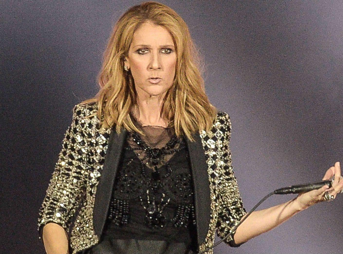 Céline Dion : Grosse inquiétude autour de la chanteuse !