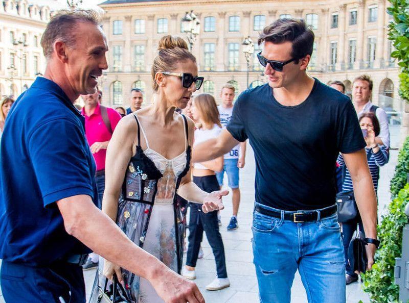 Céline Dion : Retrouvailles avec Pepe Munoz à Las Vegas !