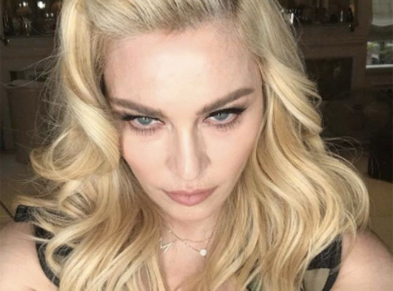 Cheveux : 7 idées coiffures piquées à Madonna