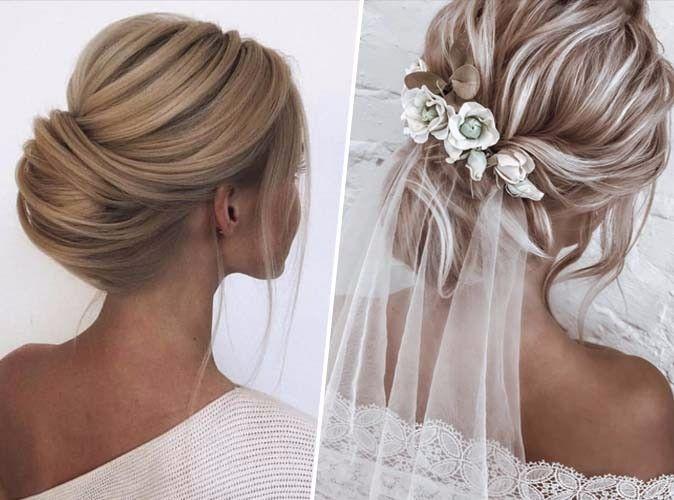 Cheveux 7 Idées De Coiffures Pour Votre Mariage