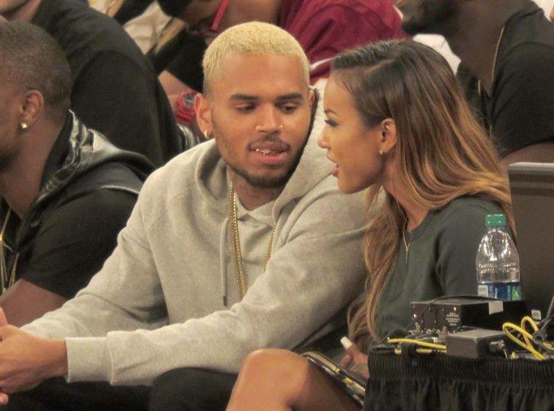 Chris Brown : Après Rihanna, c'est désormais Karrueche Tran qui lui manque...