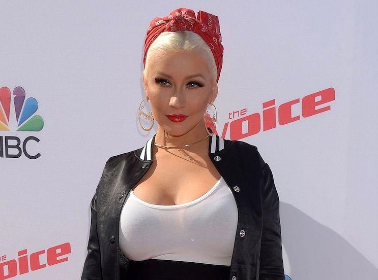 Christina Aguilera : Sexy comme jamais sur Instagram !