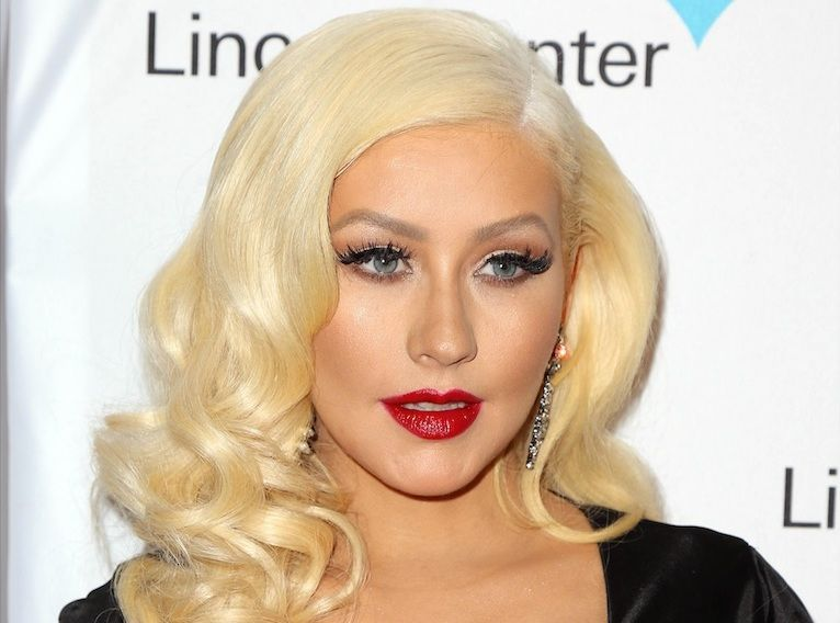 Christina Aguilera : Totalement méconnaissable, la photo CHOC !