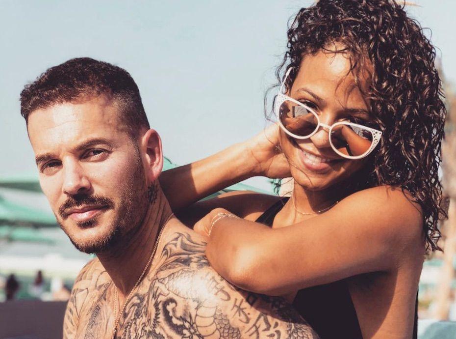 Christina Millian et M Pokora : Toujours l'amour fou !